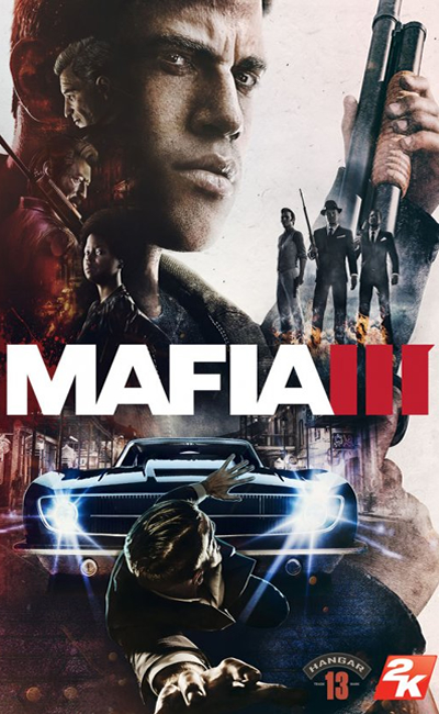 Mafia 3 (2016)