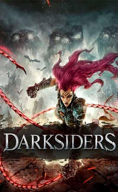 Darksiders 3 | Дарксайдерс 3 (2018)