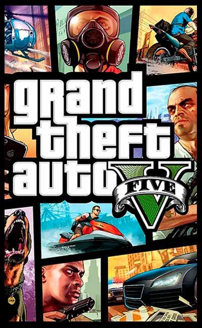 GTA 5  (2013)