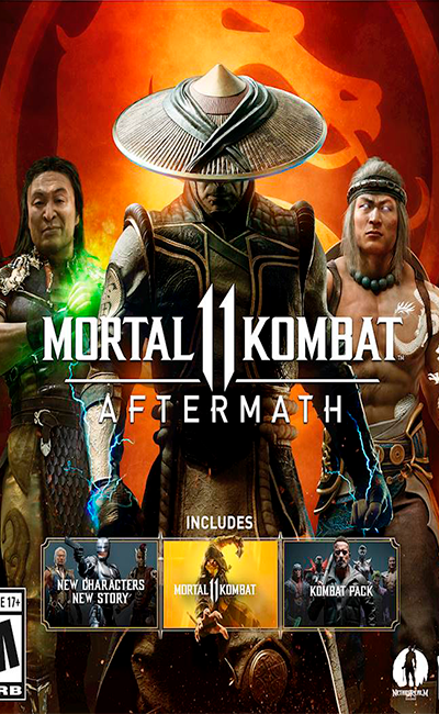 Mortal Kombat 11 Aftermath (2019)